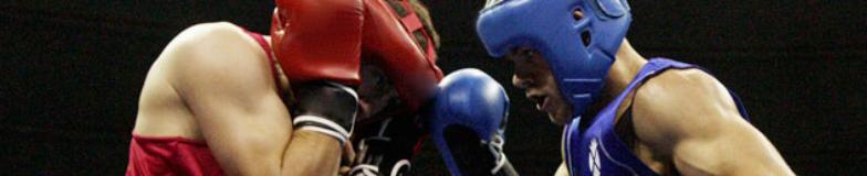 Баннер вверху - Бокс