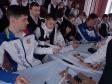 «Олимпийский урок» в красноярской СШ №42