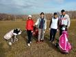 Раунды международного турнира по гольфу «Кубок Европа-Азия-Америка»