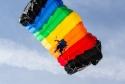 В краевом центре завершились чемпионат и первенство России по парашютно-горнолыжному двоеборью